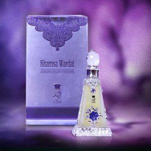 Tinh dầu nước hoa Dubai Khamsa Wardat bán chạy 25ml