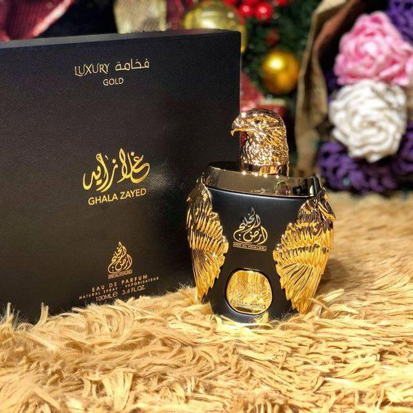 nước hoa Dubai Rafia Silver