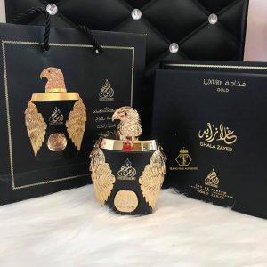 Nước hoa Ghala Zayed Luxury Gold