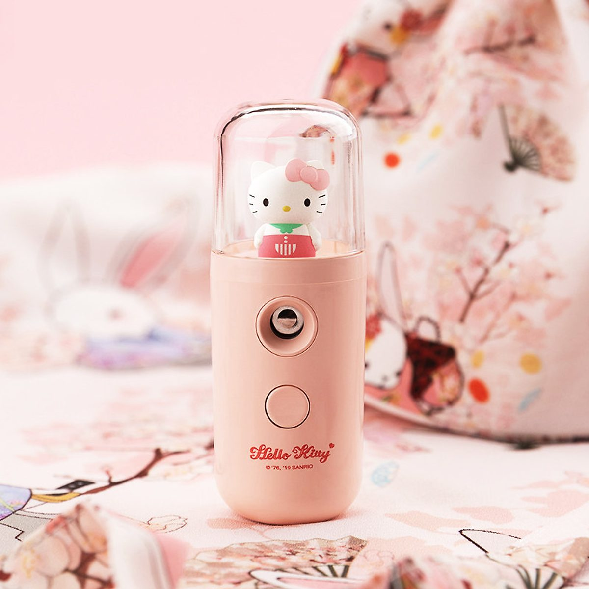 Những công dụng của máy phun sương dưỡng ẩm da